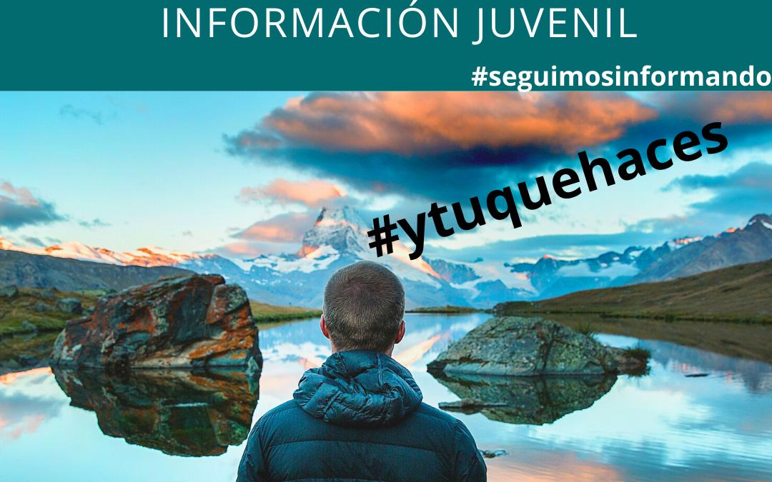 El Ayuntamiento complutense se suma al Día Europeo de la Información Juvenil