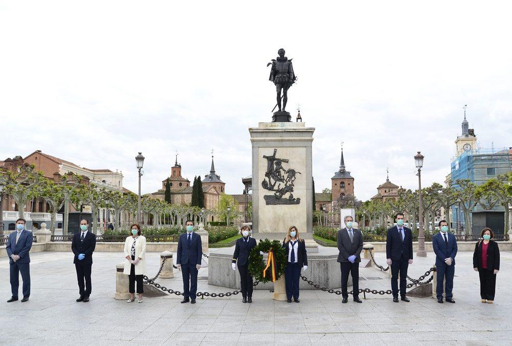 Ayuntamiento y Universidad conmemoran juntos el 23 de abril