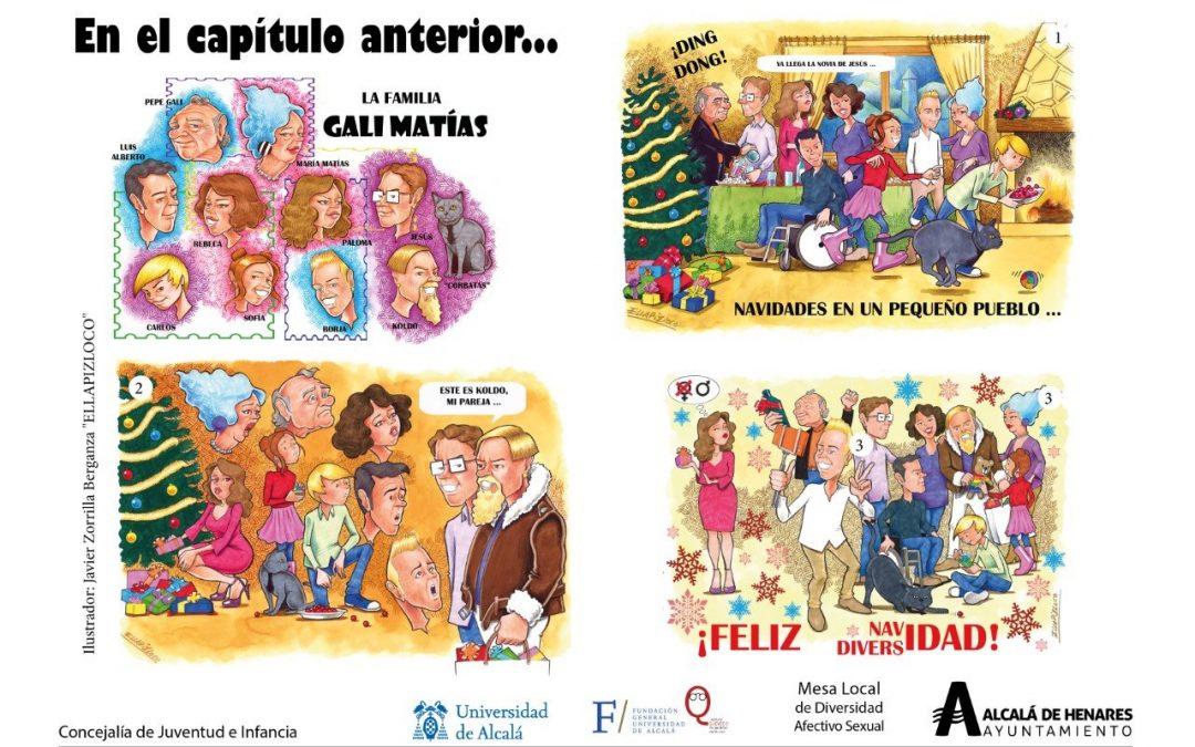 """La Familia Gali Matías regresa con nuevas aventuras en su propuesta """"Cortar la etiqueta antes de usar"""""""