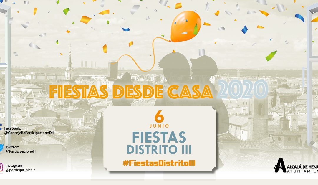 Fiestas Distrito III