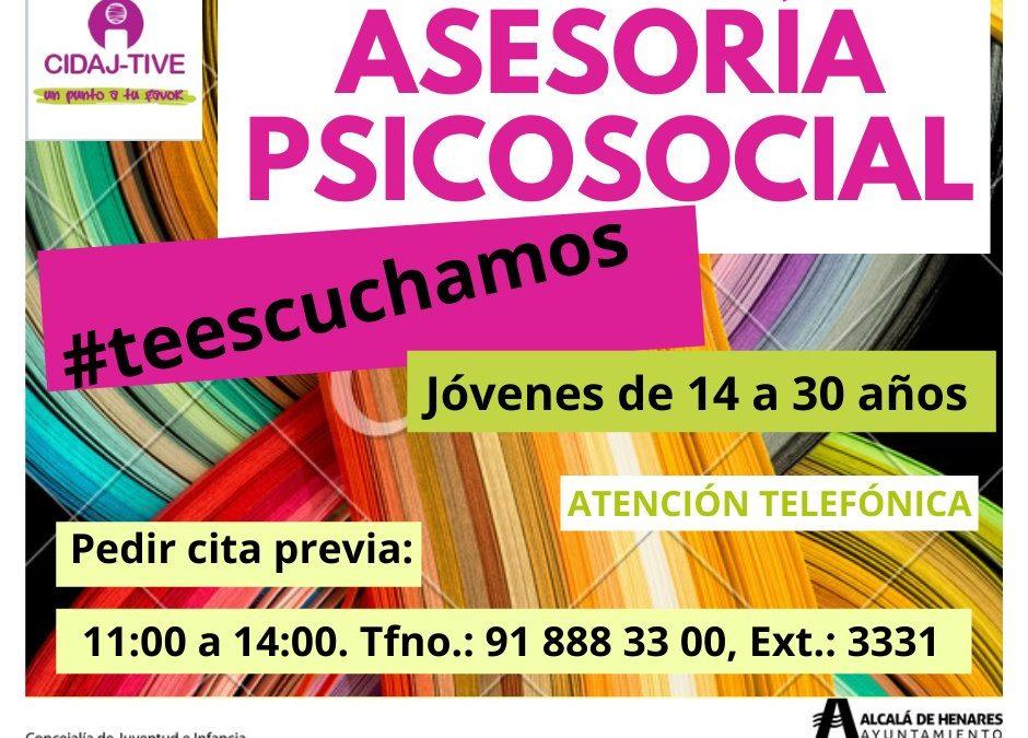 El Ayuntamiento de Alcalá de Henares pone en marcha una Campaña para Gestionar las Emociones dirigida a la población juvenil