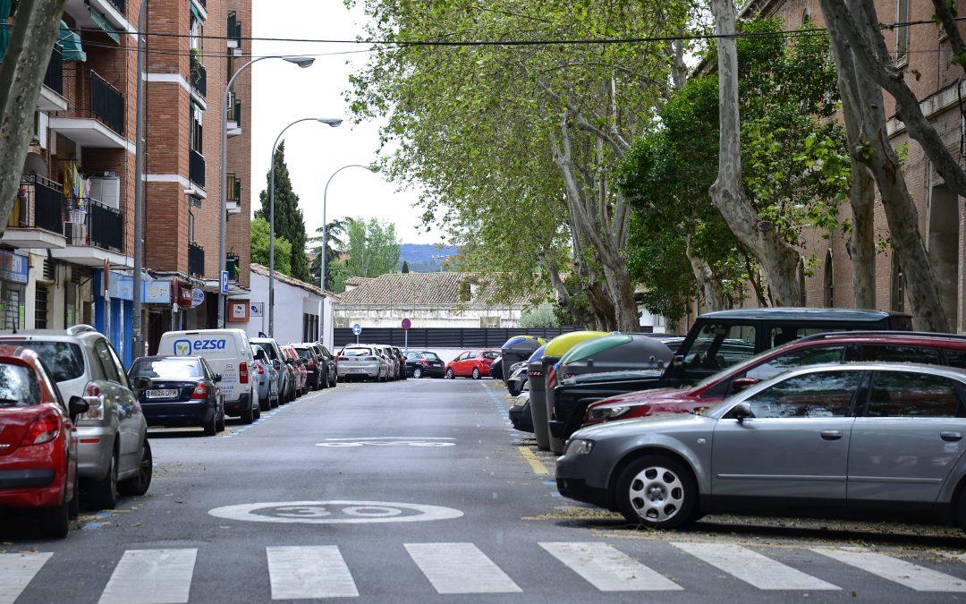 Reinicio del cobro del aparcamiento en zonas de estacionamiento limitado