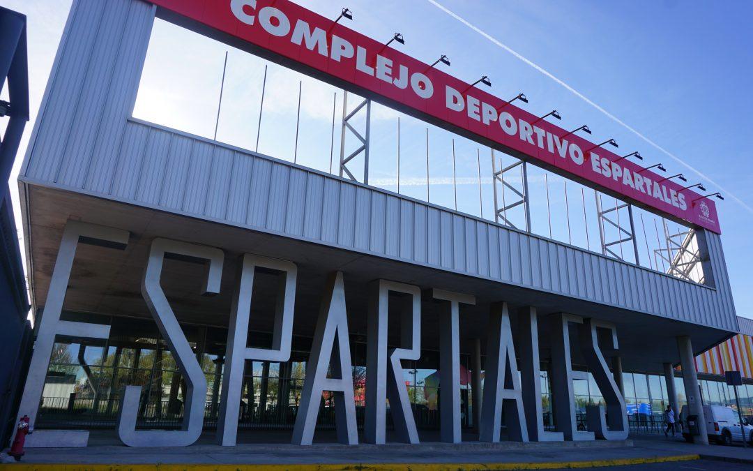 Más de 180.000 visualizaciones en el canal de YouTube del Centro Deportivo Espartales