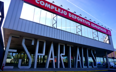 El Ayuntamiento de Alcalá ultima los detalles para la apertura de las instalaciones deportivas