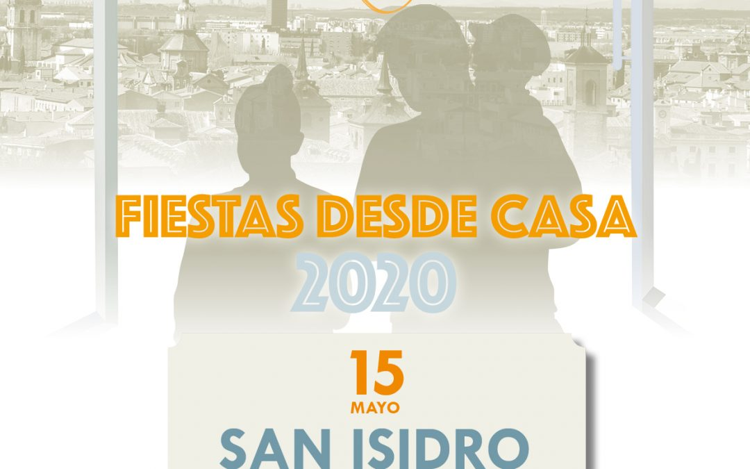 """El Distrito I celebra San Isidro """"desde casa"""" con una programación para todos los públicos"""