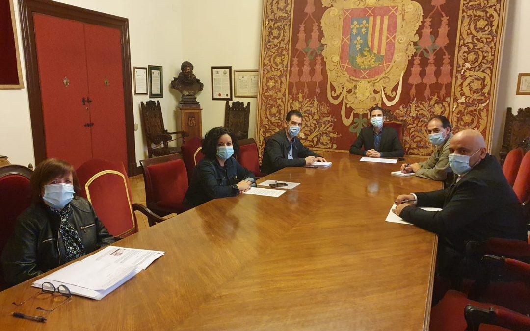 La Oficina Municipal Horizonte Alcalá 2030 adopta el Plan Re-Inicia Alcalá