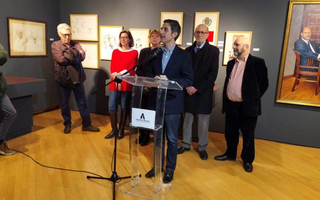 Mañana reabren las salas de exposiciones del antiguo Hospital de Santa María La Rica