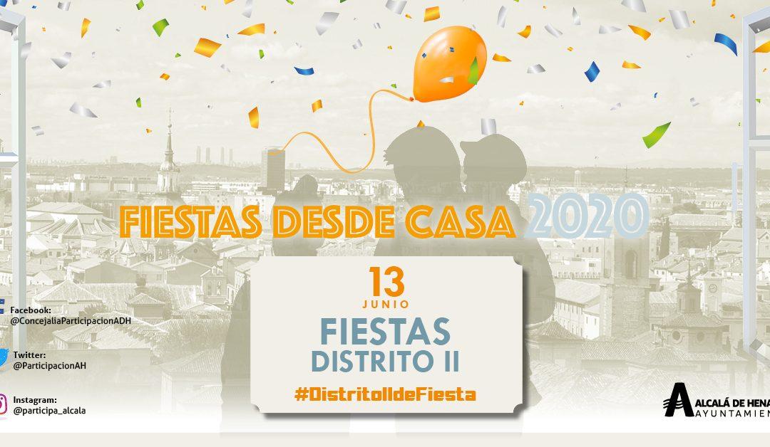 Fiestas Distrito II