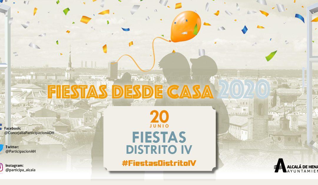 Fiestas Distrito IV