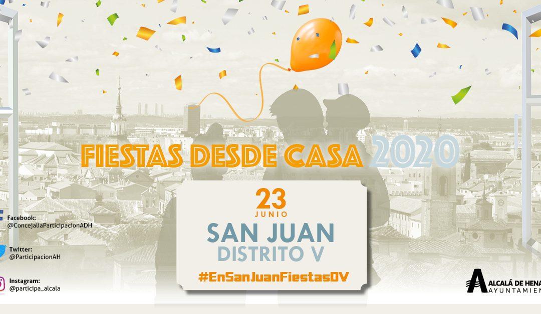 Fiestas San Juan – Distrito V