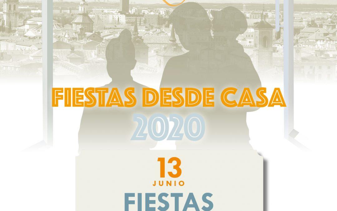 """El Distrito II celebra sus fiestas """"desde casa"""" este sábado, 13 de junio"""