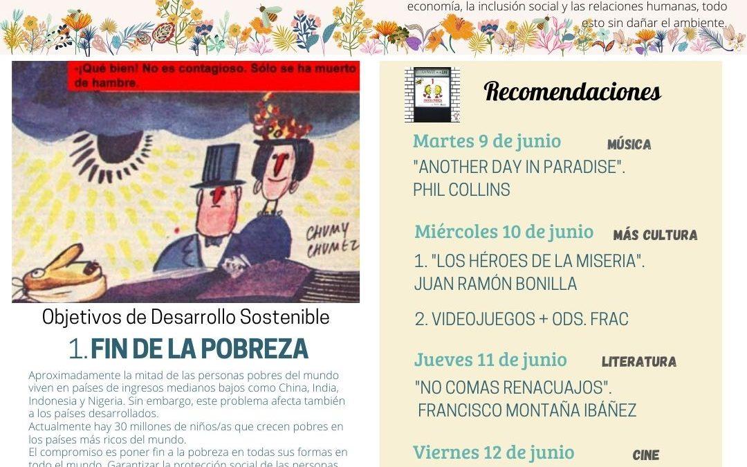 """El Ayuntamiento pone en marcha la campaña """"Be bee my friend"""" para informar y sensibilizar sobre los Objetivos de Desarrollo Sostenible"""
