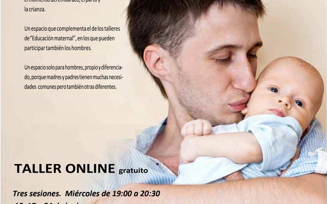 """El Ayuntamiento de Alcalá de Henares pone en marcha talleres on line de """"Paternidad corresponsable"""" dirigidos a futuros padres"""