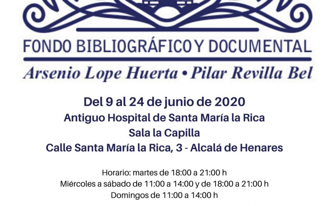 Las salas de exposiciones del antiguo Hospital de Santa María La Rica abiertas al público este fin de semana