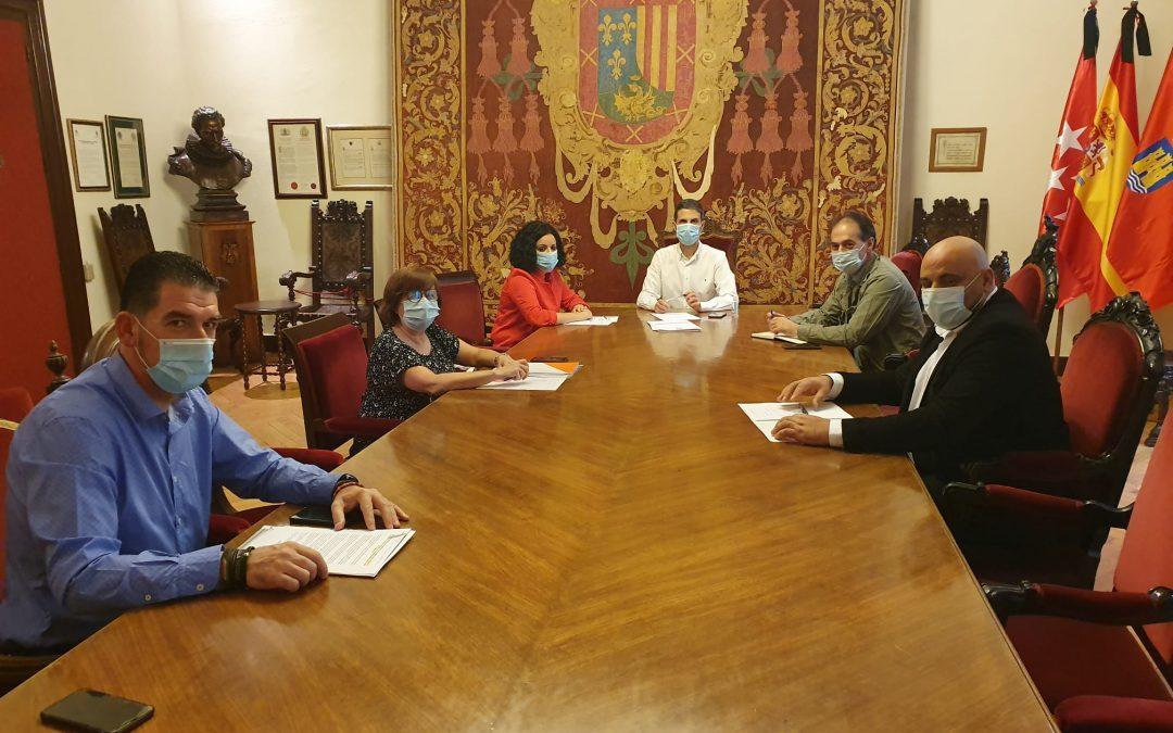 La Oficina Municipal Horizonte Alcalá 2030 acordó las bases para las ayudas destinadas a paliar el impacto económico generado por la COVID19 en autónomos y empresas de hasta siete trabajadores