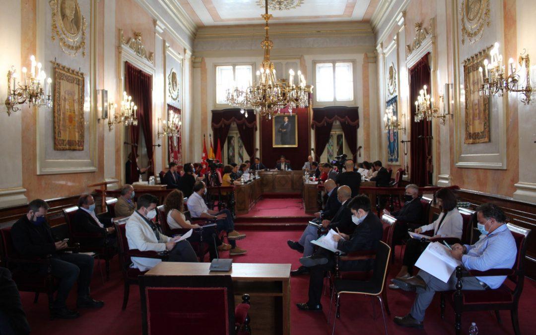 El Pleno aprueba definitivamente el Presupuesto Municipal para 2020