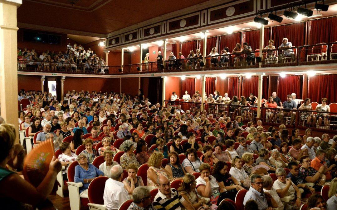 El Ayuntamiento recuerda que se está llevando a cabo la devolución de la venta anticipada de entradas del Teatro Salón Cervantes