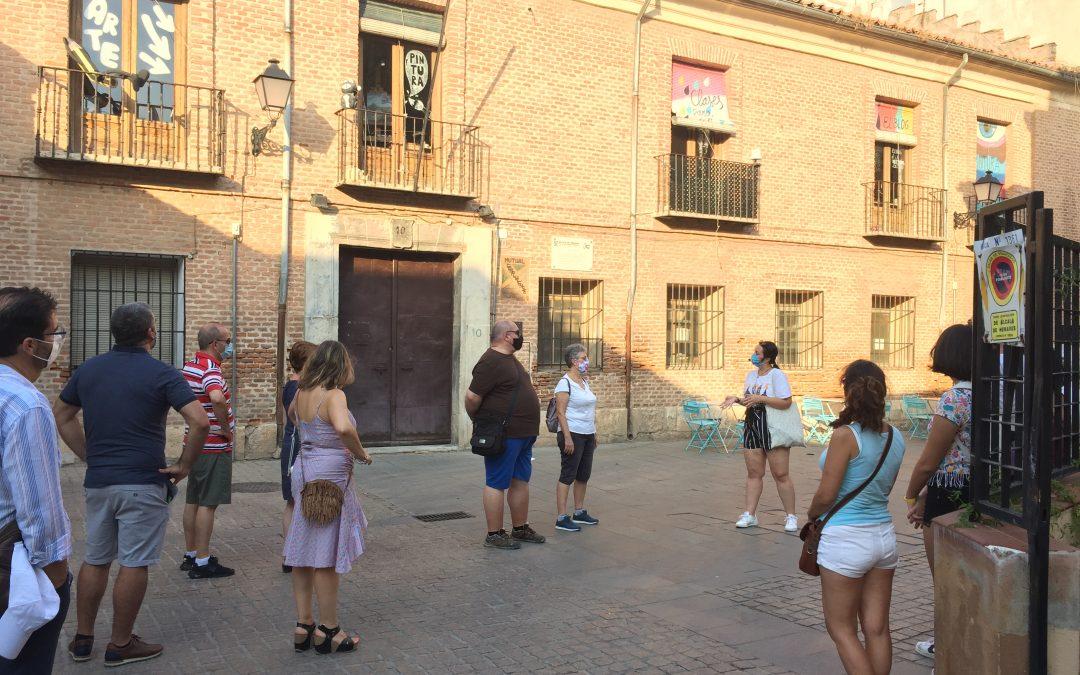 Crecen las visitas a la web de Turismo Alcalá este verano