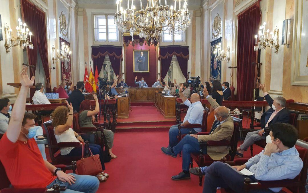 El Pleno aprueba la exposición pública del Avance del Plan General de Ordenación Urbana presentado por el equipo de Gobierno municipal