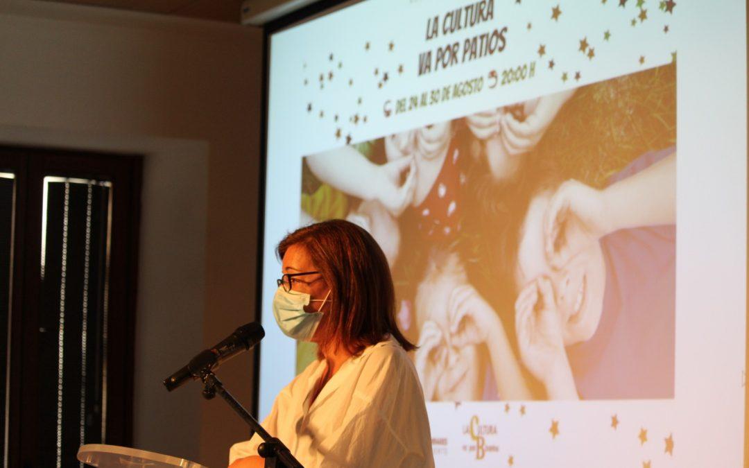 Los patios de 7 colegios de Alcalá acogerán propuestas culturales en la semana del 24 al 30 de agosto