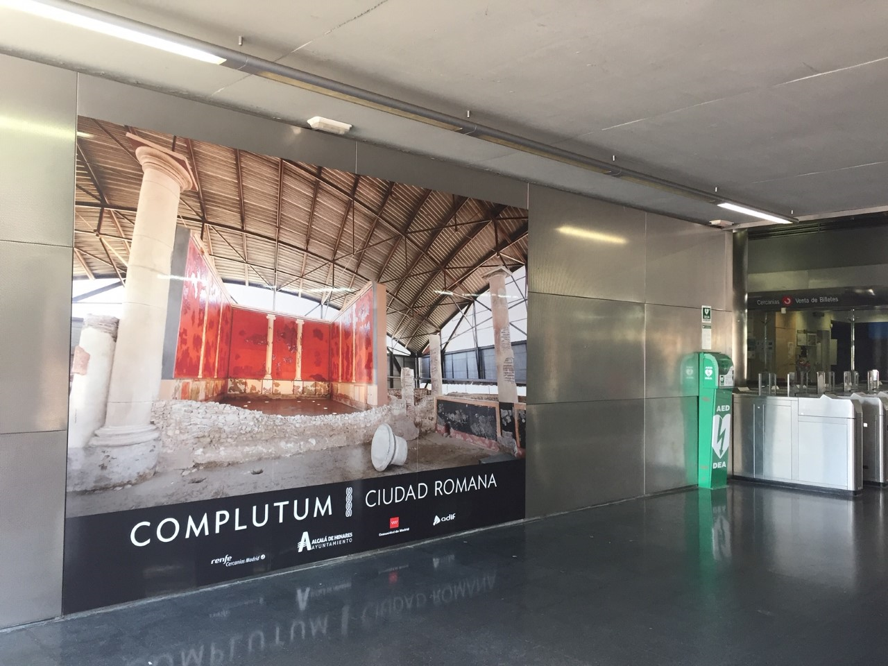 Estación la Garena