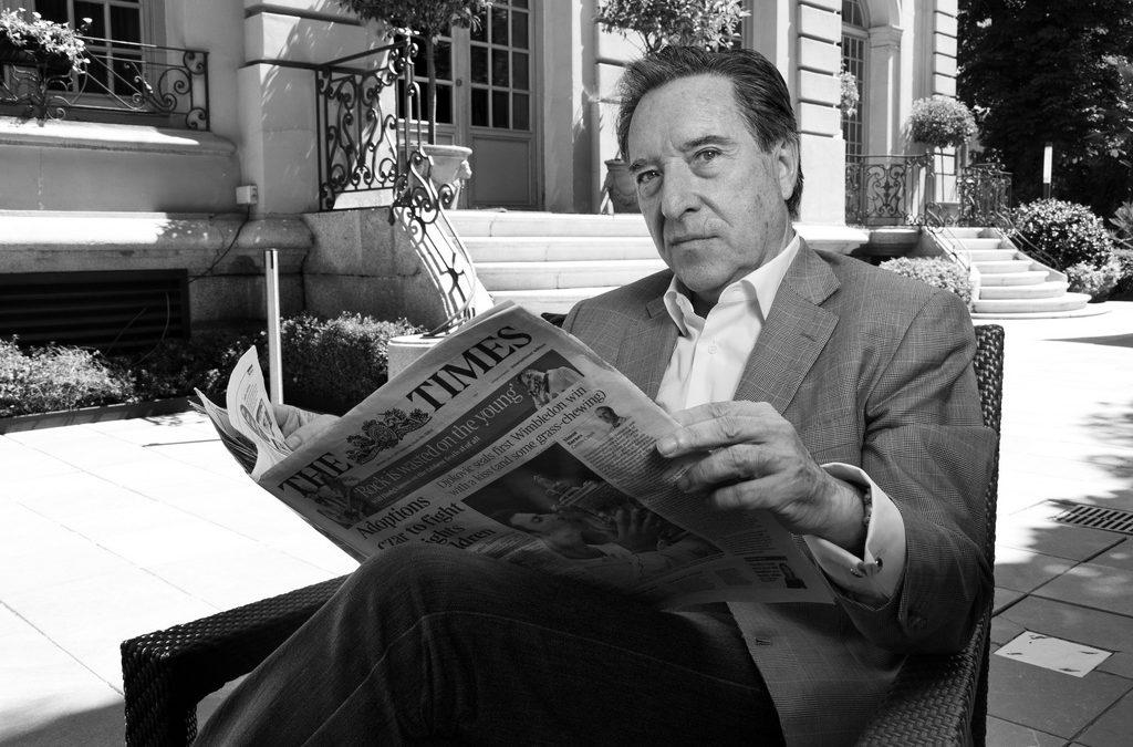 El periodista Iñaki Gabilondo, Premio Ciudad de Alcalá de las Artes y las Letras 2020