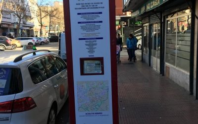 Abierto el plazo de solicitud de ayudas al sector del taxi de Alcalá de Henares con motivo de la COVID19